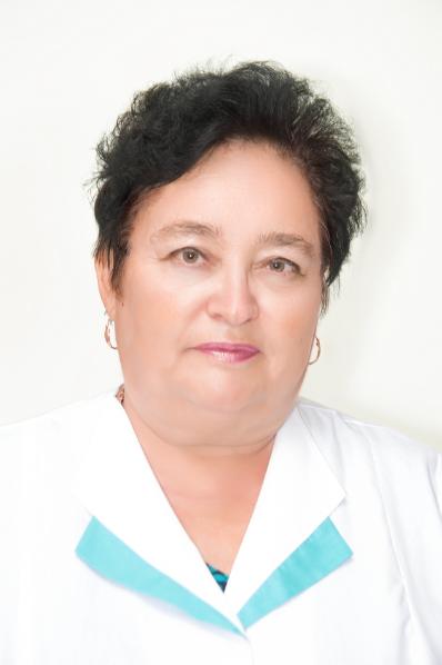 Безрук Тамара Миколаївна