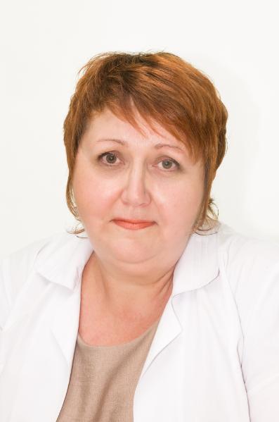 Шульгінова Ірина Георгіївна